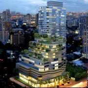 Pan Pacific Serviced Suites Opens in Bangkok